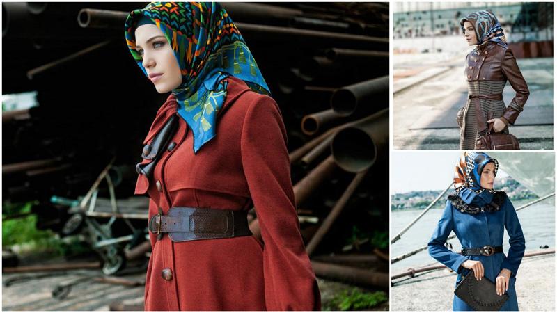Zühre Pardesü 2013 Kış Tesettür Giyim Modelleri