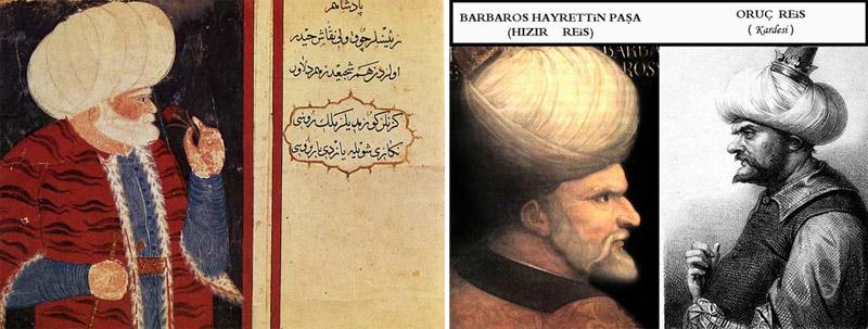 İskender Pala'nın ''Efsane''si, Osmanlının ''Barbaros Hayreddin''i!