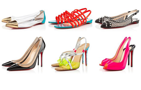 Christian Loubotin 2013 İlkbahar-Yaz Ayakkabı Modelleri