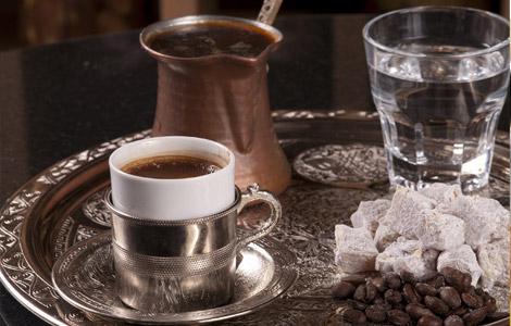 Köftenin Ustasından Kahve Keyfi