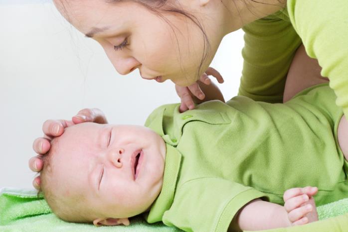 Bebeğim Ağlıyor Diye Üzülmeyin!