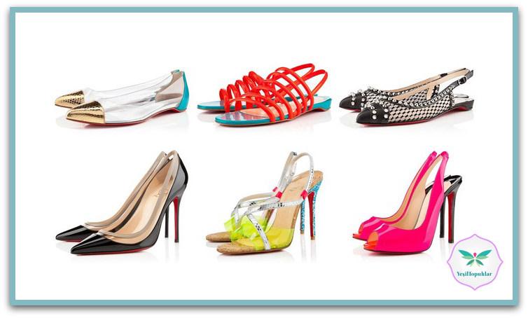 Christian-Loubotin-2013-İlkbahar-Yaz-Ayakkabı-Modelleri