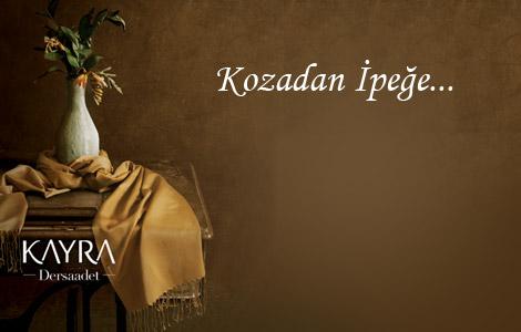 Kayra İpek Şal Modelleri 2013