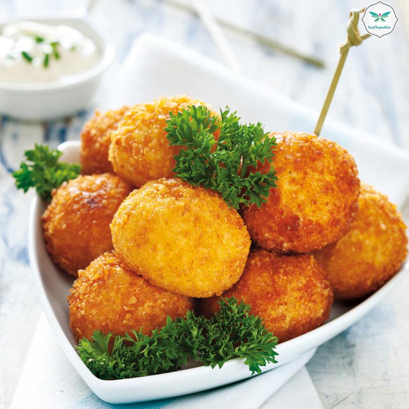 Patates-Topları
