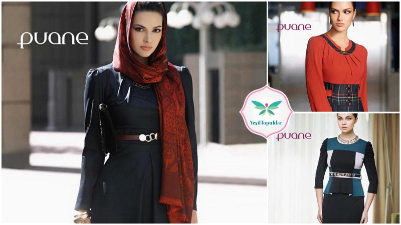 Puane 2013-Kış-Giyim Modelleri