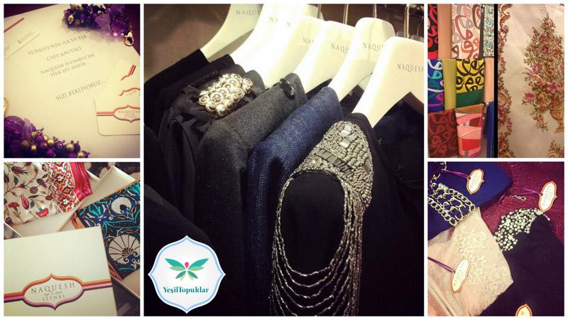 Tesettür Giyim Butikleri Naquesh Cafe & Butik