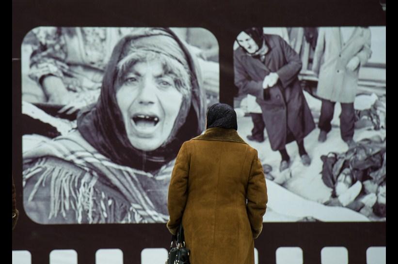 Ayşegül Aldemir Yazıları Hocalı Katliamı