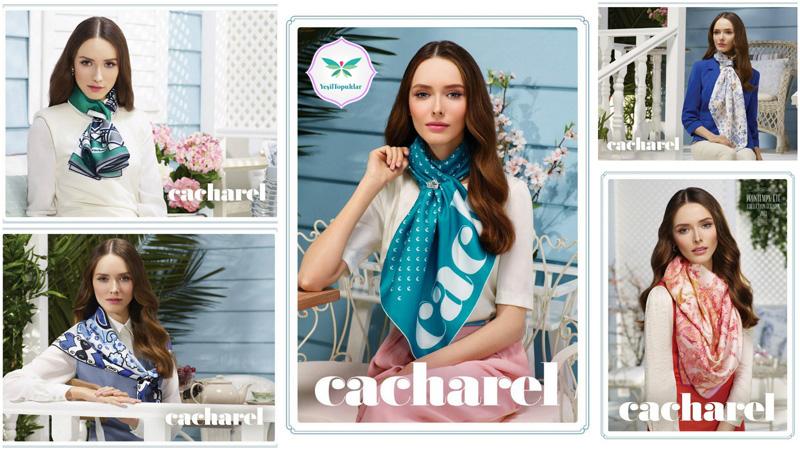 Cacharel-2013-İlkbahar-Yaz-Eşarp-Modelleri
