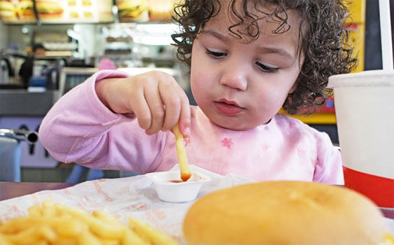 Bir Kola, Bir Hamburger Deyip Geçmeyin!