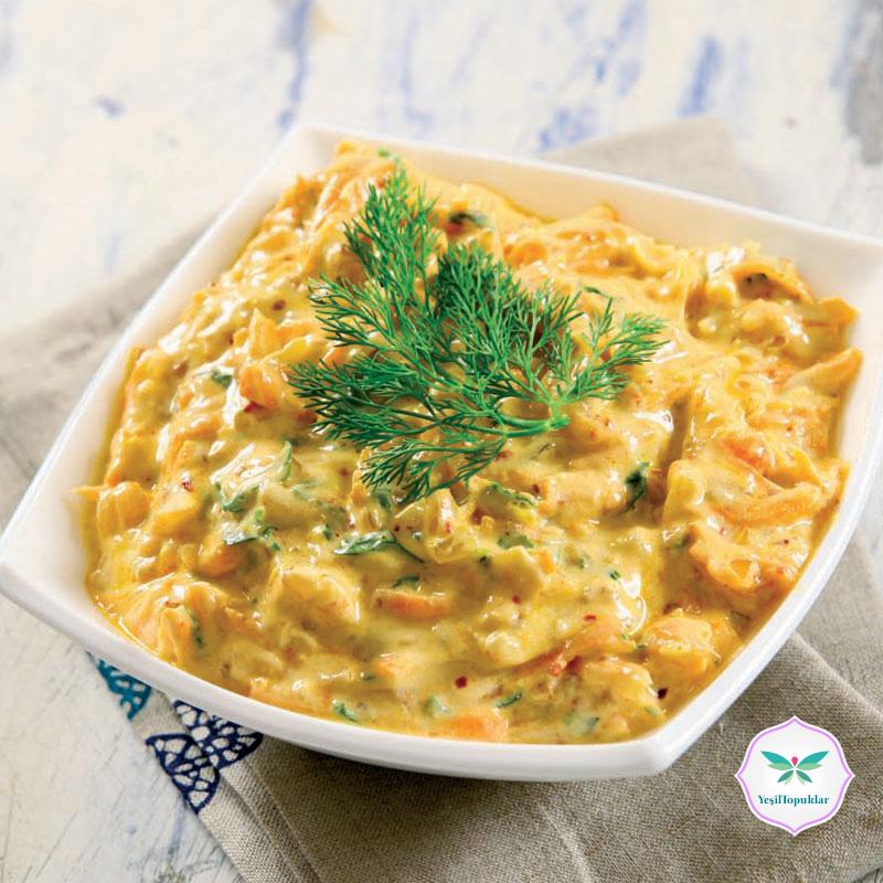 Keşir-Salatası