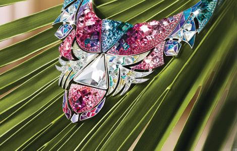 Swarovski Tropical Paradise Koleksiyonu
