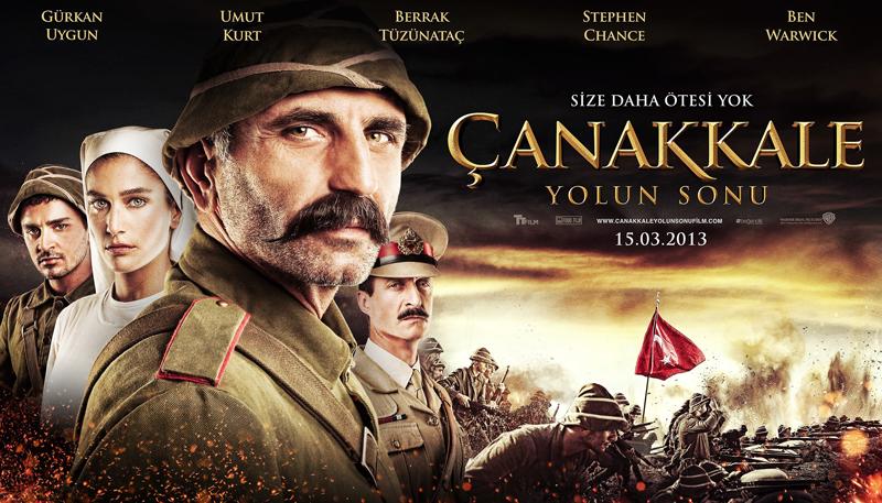 Çanakkale-Yolun-Sonu Filmi