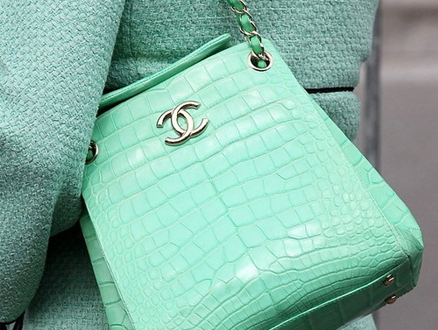 Sezonun Yükselen Trendi: Mint Yeşili Çantalar