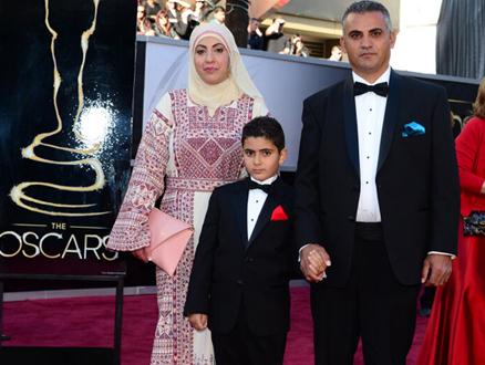 Oscar Töreninde Bir Filistinli: Emad Burnat ve Ailesi
