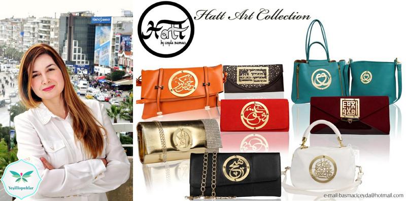 Ceyda Basmacı HATT ART Koleksiyonu