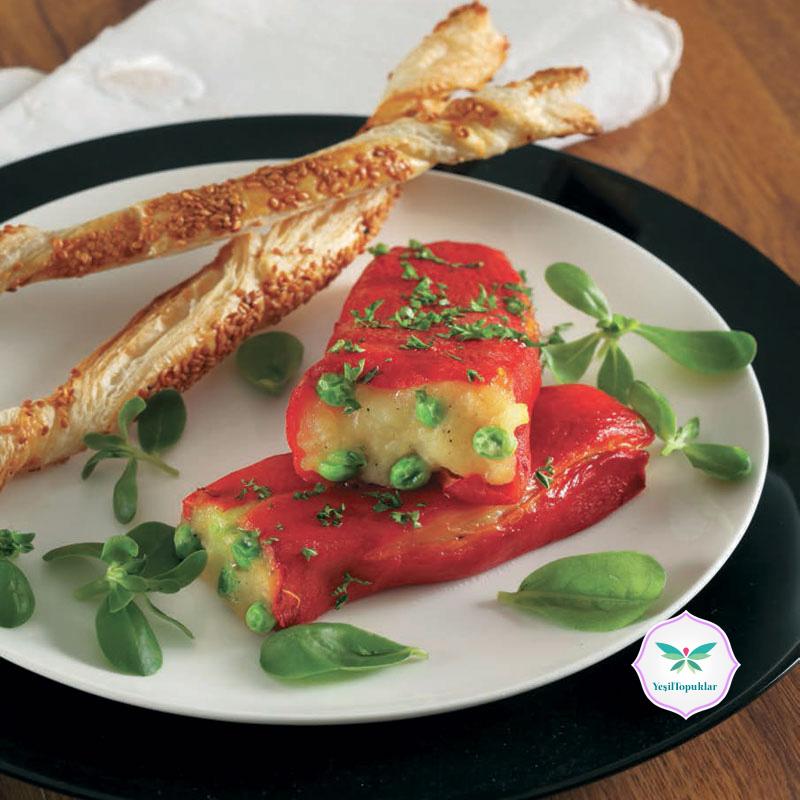 Patates-Dolgulu-Kırmızı-Biber