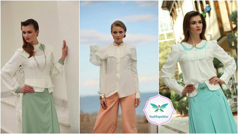 Vizyon Giyim 2013 Etek ve Elbise Modelleri