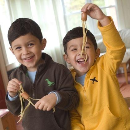 Çocuklar İçin Eğlenceli Tarifler
