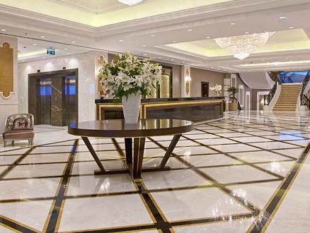 İstanbul'un 5 Yıldızlı İlk İslami Oteli: Retaj Royale İstanbul