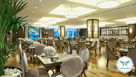 İstanbul'un 5 Yıldızlı İlk İslami Oteli Retaj Hotels İstanbul