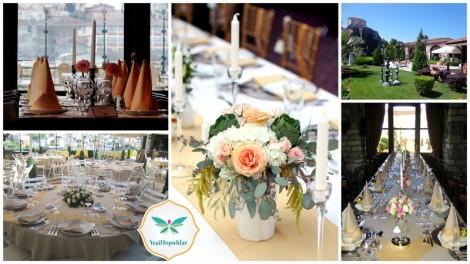 2013 Alkolsüz Düğün Mekanları İstanbul