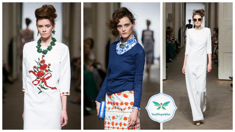 2013 Tesettür Etek ve Elbise Modelleri