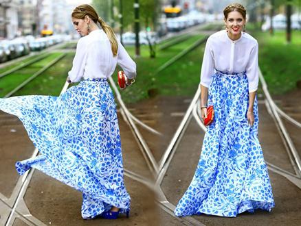 2013 İlkbahar-Yaz Etek ve Elbise Modelleri