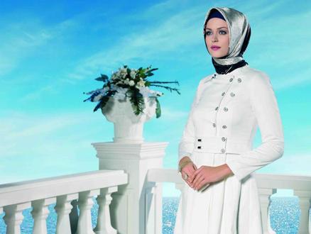 7 İklim 2013 Tesettür Giyim Modelleri