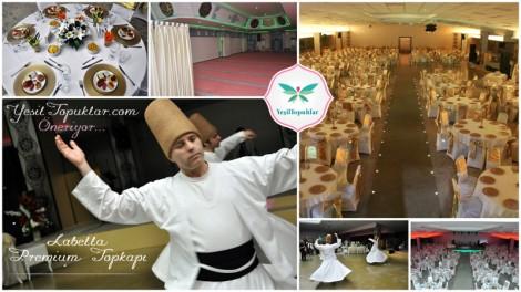 Alkolsüz İslami Düğün Mekanları