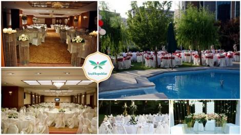 Alkolsüz İslami Düğün Mekanları 2013