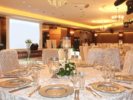 İstanbul'un En İyi Sosyal Tesislerinde Düğün Yapmak