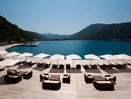 Dünya'nın En İyi Lüks Alkolsüz Oteli: Angel's Peninsula