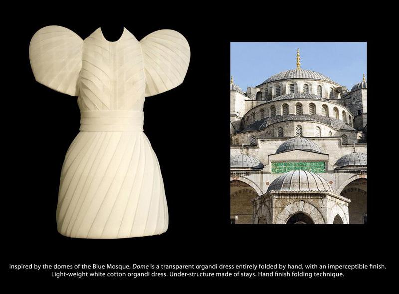 Dice Kayek Osmanlı Kaftan Modelleri