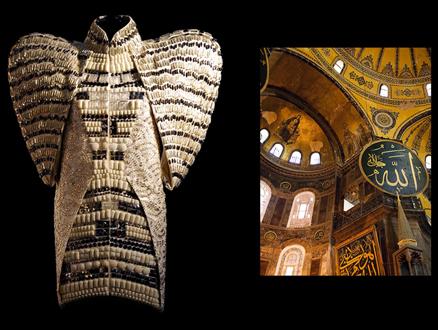 """Osmanlı Giyim Kültürünün Sembolü """"Kaftan"""" Victoria&Albert Museum'da!"""