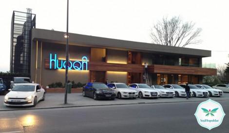 Huqqa Restaurant Kuruçeşme (7)