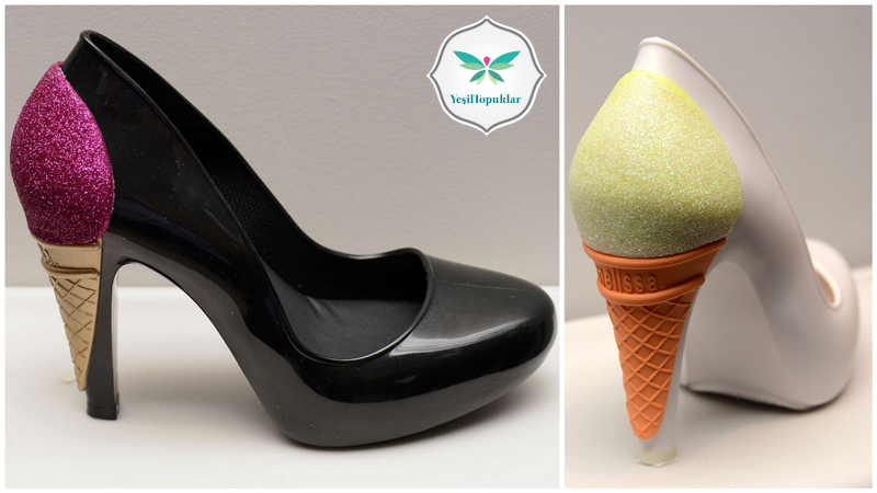 Melissa Plastik Ayakkabı Modelleri 2013