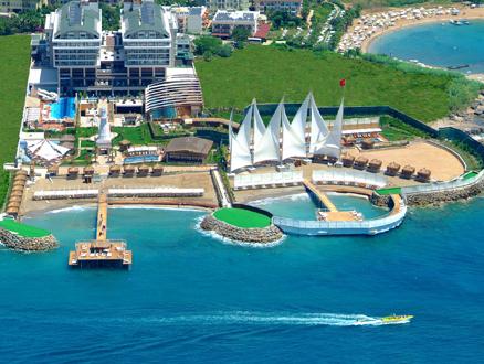 """Türkiye'nin İlk Helâl Turizm Sertifikalı Oteli """"Adenya Hotel Alanya"""""""