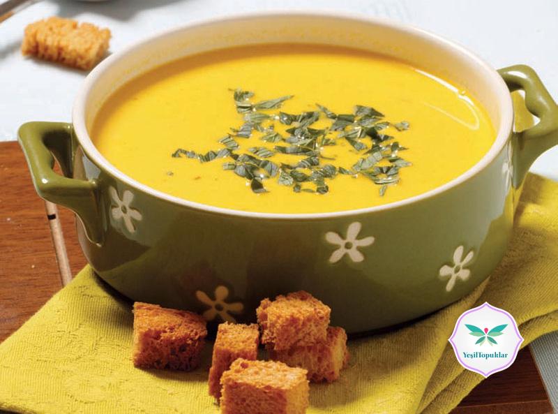 Naneli-Havuç-Çorbası