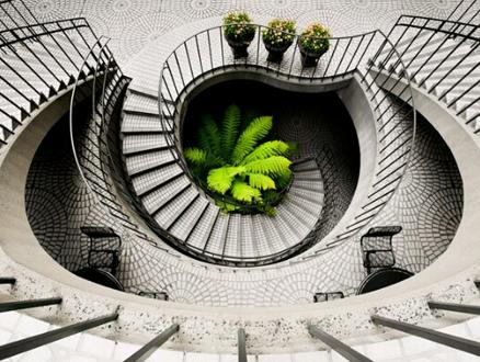 Yeşil'in Dünyasında Mimarlık Adına Merhaba