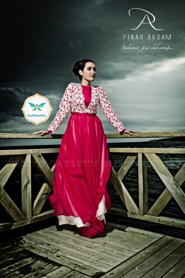 Pınar Akşam 2013 İlkbahar-Yaz Koleksiyonu