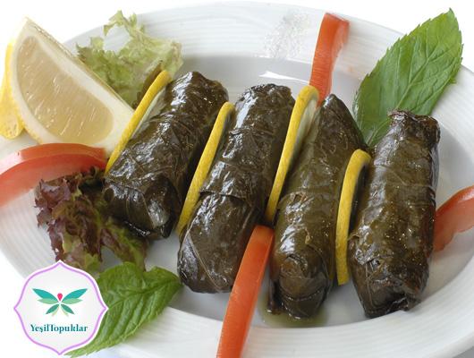 Zeytinyağlı-Yaprak-Sarma
