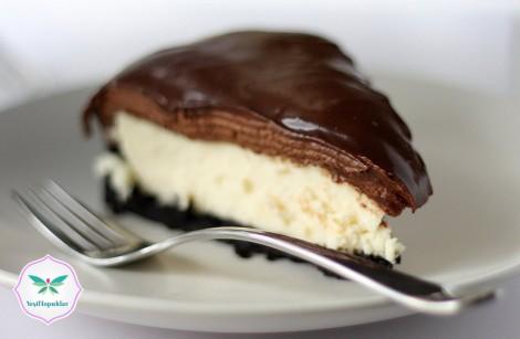 Çikolatalı Cheesecake (2)