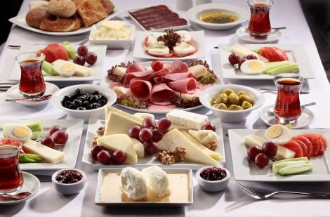 İstanbul Anadolu Yakası Alkolsüz Kahvaltı Mekanları