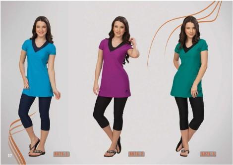 2013 Ranuna Tesettür Mayo Modelleri