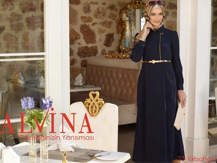 Alvina 2013 İlkbahar-Yaz Elbise Modelleri