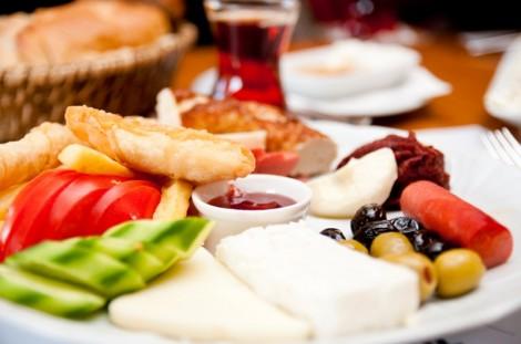Avrupa Yakası'nın En İyi Alkolsüz Kahvaltı Mekanları