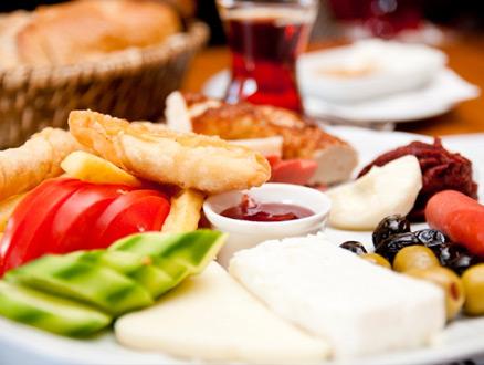 İstanbul Avrupa Yakası'nın En İyi 10 Kahvaltı Mekanı!