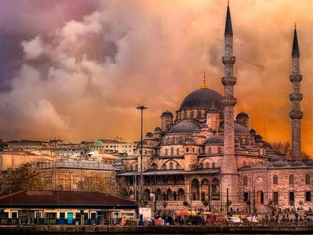 """""""Bundan Sonra Tahtım İstanbul'dur!"""""""