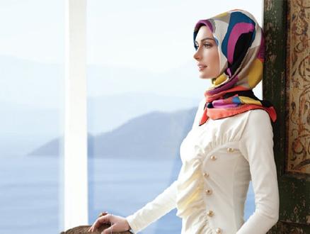 Bona Sera 2013 İlkbahar-Yaz Eşarp Modelleri