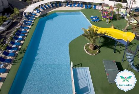 Muhafazakar İslami Otelleri İnanç Otel